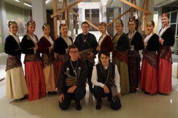 Συμμετοχή της Ευξείνου Λέσχης Ποντίων Νάουσας στο 2ο Φεστιβάλ Παραδοσιακών Χορών Τήνου
